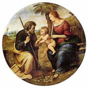 holy-family-raphael