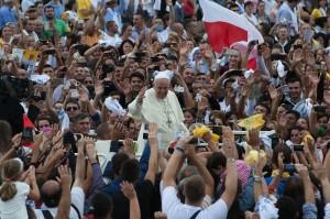 VATICAN-ALBANIA-POPE-TRIP