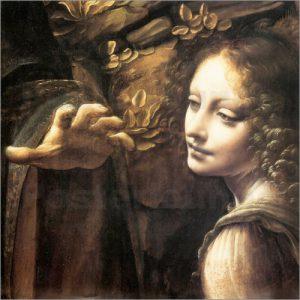 poster-madonna-in-der-felsengrotte-detail-121849